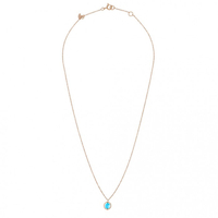 Collier Chaine Mimi Turquoise