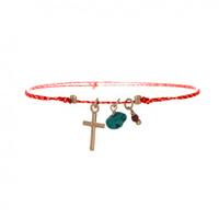 Bracelet Summer Croix Rouge