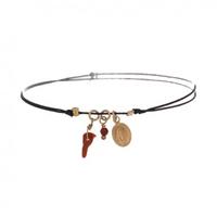 Bracelet Summer Madone Noir
