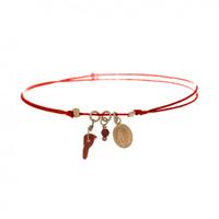 Bracelet Summer Madone Rouge