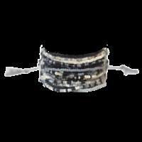 Bracelet Tropical Black Onyx
