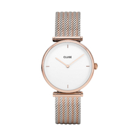 La Triomphe, Mesh Rose Gold, Bicolour