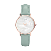 La Perle, Rose Gold White, Pearl, Pastel Mint