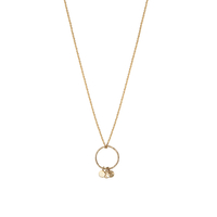 Collier Pop in Circle Or