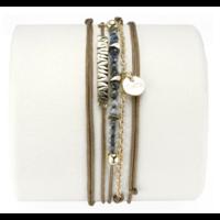 Bracelet Emma Labradorite
