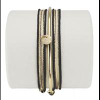 Bracelet Kelly Noir
