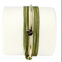Bracelet Kelly Vert