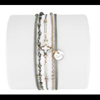 Bracelet Anastasia Croix