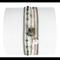 Bracelet Anastasia Labradorite