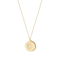 Collier Gold Hours GM Or