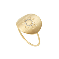 Bague Gold Hours Or