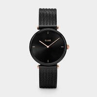 Montre Triomphe Mesh Black / Black All Black