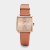 Montre La Garçonne Rose Gold/ Butterscotch