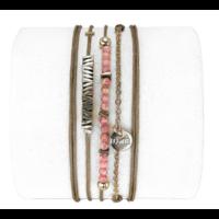 Bracelet Emma Rhodochrosite