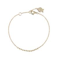 Bracelet Chaine Petites Boules Or