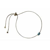 Bracelet Turquoise Antique Cordon