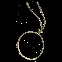 Bracelet Gold Digger Taupe Or