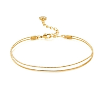 Bracelet Jonc Désir Or