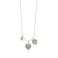 Collier Mini Love Argent