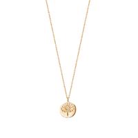 Collier Fleur Gold PM