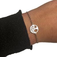 Bracelet ZAG Arbre de Vie Argent