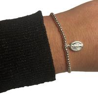 Bracelet ZAG Boule Madone Argent