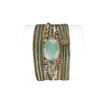 Bracelet Diva Calcedoine