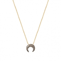 Collier Cala Moon Gold