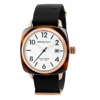 Montre ClubMaster Classic Acétate Rose Gold White