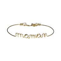 Bracelet Maman Gold Filled Or