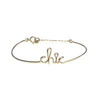 Bracelet Chic Gold Filled Or