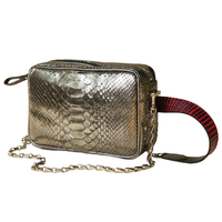 Sac Python Silver / Argent SS19BB04