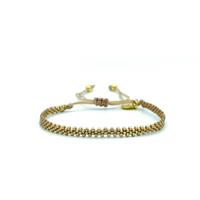 Bracelet Golden Caraibes 14