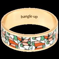 Bracelet Jangala Tangerine Or