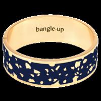 Bracelet Lucy Bleu Nuit Or