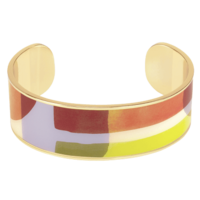 Bracelet Aqua Mandarine Or