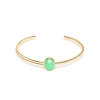 Bracelet Jonc Holly Amazonite