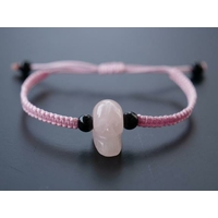 Bracelet Paul Victor Rose Quartz