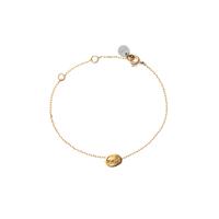 Bracelet Galet Mini Or