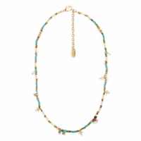 Collier Delice Turquoise
