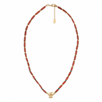Collier Mexicana Terracotta