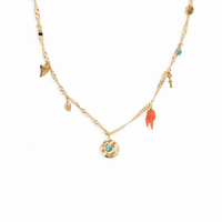 Collier Illusion Gold