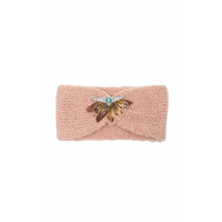 Headband / Bandeau Blush Rose