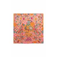 Foulard Diademuertos Pink / Rose Mini