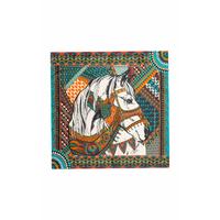 Foulard Gypsyhorse Blue Mini