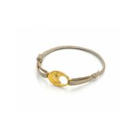 Bracelet Cordon Céleste Gold