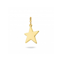 Pendentif - Charms Etoile Hollywood Gold