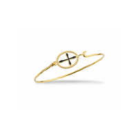 Bracelet Jonc Girona Gold