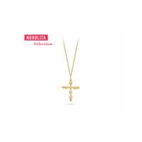 Collier Sevilla Croix Gold