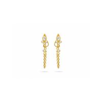 Boucles d'Oreilles Darjeeling Gold